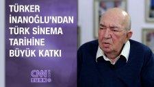 Türker İnanoğlu'ndan Türk sinema tarihine büyük katkı