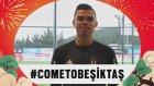 Beşiktaşlı Futbolcuların Çin'in Yeni Yılını Kutlaması