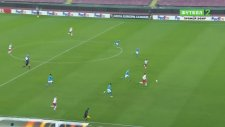 Bruma'nın Napoli'ye attığı gol