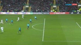 Celtic 1-0 Zenit (Maç Özeti - 15 Şubat 2018)