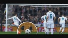 Cristiano Ronaldo'nun Enteresan Penaltı Vuruşu