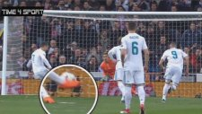 Cristiano Ronaldo'nun Fizik Kurallarına Aykırı Penaltısı
