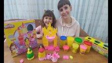 Disney Prenses Bella Muhteşem Şatosu Play Doh Oyun Hamuru Seti