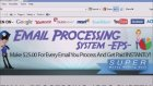 Email processing system jobs How to make money at home