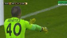 Manuel Fernandes, Nice maçında hat-trick yaptı!