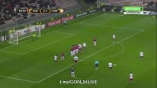 Manuel Fernandes'den muhteşem frikik golü
