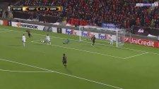 Östersund 0-3 Arsenal - Maç özeti izle (15 Şubat 2018)