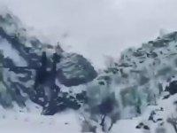 Türk Helikopter Pilotundan Alçak Uçuş Selamı