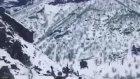 Türk Helikopter Pilotundan Alçak Uçuş Selamı....