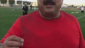 Al Gharafa, Bülent Serttaş İle Türk Futbolseverleri Maça Çağırdı