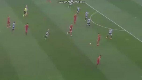 Cengiz Ünder'in Udinese'ye Attığı Muhteşem Gol (Udinese 0-2 Roma)