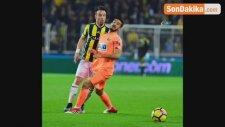 Fenerbahçe - Aytemiz Alanyaspor Maçından Kareler -1-