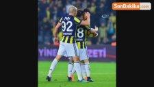 Fenerbahçe - Aytemiz Alanyaspor Maçından Kareler -2-