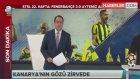 Fenerbahçe Evinde Aytemiz Alanyaspor'u 3-0 Mağlup Etti