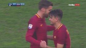 Udinese 0-2 Roma (Maç Özeti - 17 Şubat 2018)