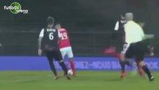Umut Bozok'un golü Nimes'e yetmedi!