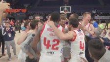 Basketbolda Türkiye Kupası'nın sahibi Anadolu Efes