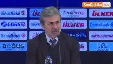 Fenerbahçe-Aytemiz Alanyaspor Maçının Ardından - Aykut Kocaman (1)