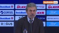 Fenerbahçe-Aytemiz Alanyaspor Maçının Ardından - Aykut Kocaman (3)