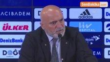Fenerbahçe-Aytemiz Alanyaspor Maçının Ardından - Hikmet Karaman