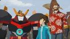 Gizlenen Robotlar Çizgi Film Transformers Türkçe (17. Bölüm)