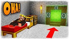 Gizli Portal ! Minecraft Zor Mod #33