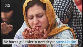Hacda taciz edilen kadınlar seslerini yükseltiyor -MosqueMeeToo