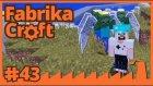 KANATLI ve MELEK ZOMBİLER O_o - FabrikaCraft #43