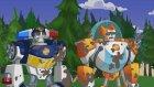 Kurtarma Botları Çizgi Film Transformers Türkçe (1/17. Bölüm)