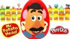 Oyuncak Hikayesi Filmi Bay Patates Kafa Sürpriz Yumurta Oyun Hamuru
