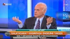 Ahmet Çakar Serdar Aziz'in Penaltı Pozisyonunu Yorumladı (Beyaz Futbol)