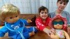 Cicci Bello Tatilde Bronzlaşan Gözlüklü Ciccibello Bebek, Toys Unboxing