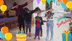 Kardeşim Eren Ali'nin Sürpriz Doğum Günü