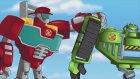 Kurtarma Botları Çizgi Film Transformers Türkçe (1/19. Bölüm)