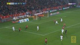 Lyon'a şok; 2-0'dan 2-2! Lille - Lyon (ÖZET)