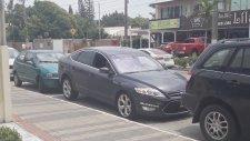 Park Yerinden İlginç Araba Çıkarma Yöntemi