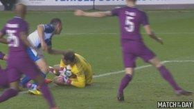 Wigan Athletic 1-0 Manchester City (Maç Özeti - 19 Şubat 2018)