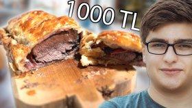 1000 Tl'lik Et Yemeği Yedim