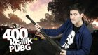 400 KİŞİLİK PUBG! Mavericks Proving Grounds!