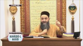 Allah-u Te'âlâ Mekan ve Zaman İle Asla Sınırlanamaz !!!   Cübbeli Ahmet Hoca