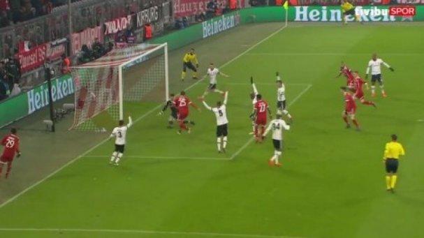 Bayern Münih 5-0 Beşiktaş (Geniş Özet - 20 Şubat 2018)