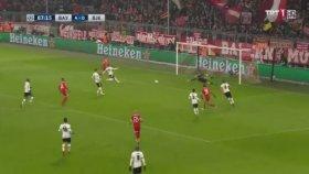 Bayern Münih 5-0 Beşiktaş (Maç Özeti - 20 Şubat 2018)