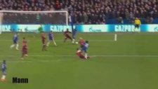 Chelsea 1-0 Barcelona (Gol: Willian)