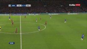 Chelsea 1-1 Barcelona (Maç Özeti - 20 Şubat 2018)