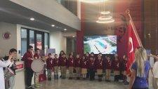 Dijital İstiklal marşı  Mektebim Marşı Yarışması  Afyon Mektebim Okulu İlkokul 1 ve 2.sınıflar