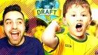 En Genç Futbolcular Challenge ! Fut Draft Survivor