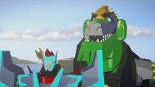 Gizlenen Robotlar Çizgi Film Transformers Türkçe (26. Bölüm)