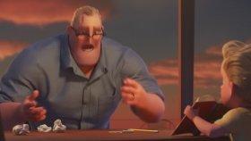 İnanılmaz Aile 2 (Incredibles 2) Fragman