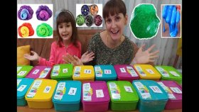 Slime Challenge En Güzel Slime Kimde Olacak, Hazır Slime Akıllı Slime Manyetik Slime