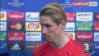 Atletico Madrid Teknik Direktörü Diego Simeone, Fernando Torres'i Sildi